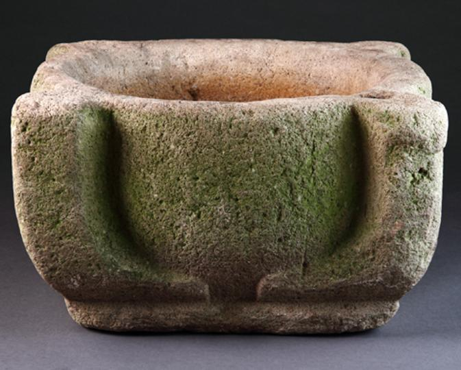 English early stone font