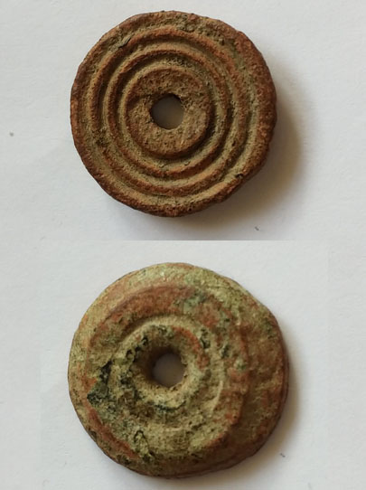 7th Century Anglo-Saxon Game Piece
